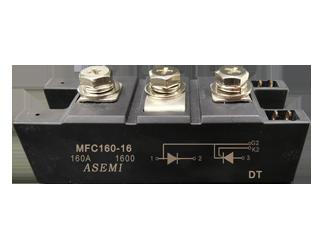 MFC160-16, ASEMI三相整流模块