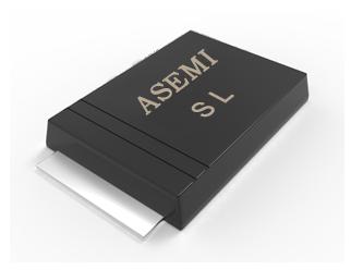 (5819-SL-SOD123) 5819-SL/5819-SJ/5819-SK, ASEMI肖特基二极管