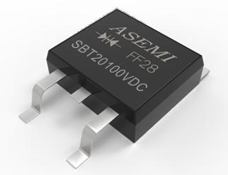 SBT20100VDC,SBT20150VDC,SBT2060VDC,SBT2045VDC,ASEMI低压降贴片肖特基二极管